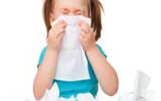 Кашель до рвоты у ребенка: симптомы, причины, лечение