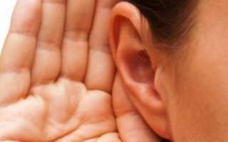 Как вылечить свист в ушах. Советы народной медицины