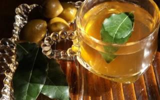 Рецепт настойки из лаврового листа