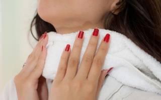 Как вылечить горло за 1 день в домашних условиях