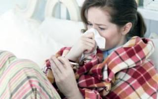 Препараты от простуды без парацетамола