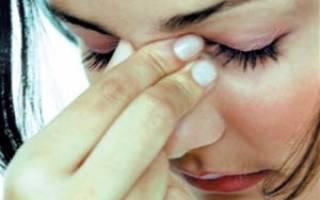 Местный антибиотик для носа при гайморите