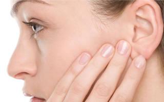 Причины появления шарика на мочке уха: методы лечения
