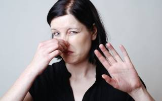 Запах из носа у ребенка причины