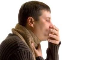 Можно ли проглатывать мокроту — Простуда