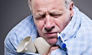 После антибиотиков держится температура 37 у взрослого — Грипп