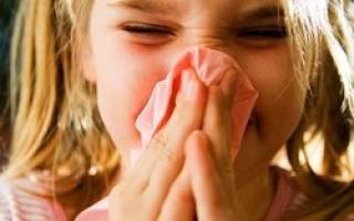 У ребенка начались сопли как предотвратить болезнь