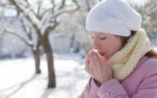 Как остановить насморк