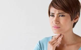 Что делать при сухости в горле