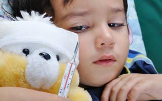 Ребенок чихает часто и сопли — Простуда