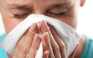 Как вылечить длительный насморк у взрослого
