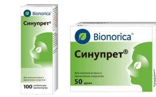 Синупрет для детей: капли, сироп, таблетки и ингаляции