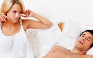 Сильный храп у мужчин причины и лечение