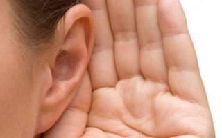 Шум в ушах при засыпании