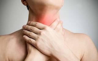 Щекотание в горле вызывает кашель