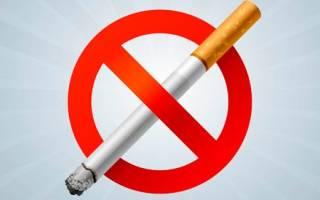 Можно ли курить во время бронхита