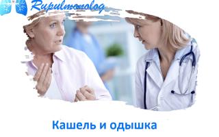 Кашель и тяжело дышать: что делать и причины, сухой кашель