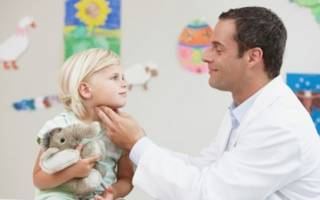 Первая помощь при ларингите у ребенка