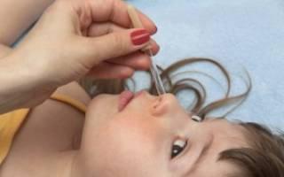 Промывание носа перекисью водорода от насморка