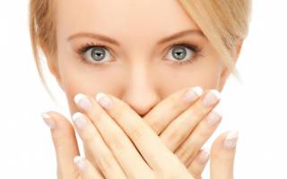 Запах гноя в носоглотке причины
