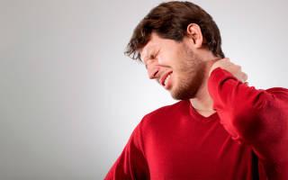 Продуло шею — как лечить в домашних условиях эффективно
