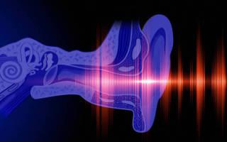При насморке заложило уши как лечить