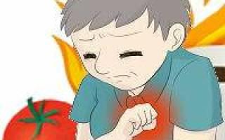 Изжога и жжение в пищеводе: причины, лечение