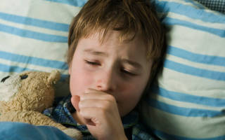 Ребенок кашляет во сне: причины явления и помощь детям