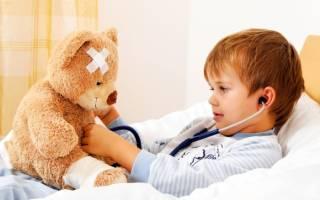 ОРЗ и ОРВИ — заболевания дыхательных путей у детей