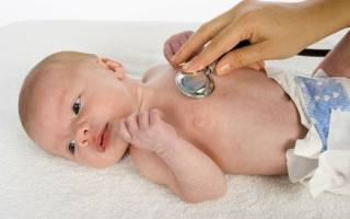 Пневмония у новорожденных после кесарева причины