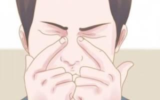 Воспаление гайморита симптомы