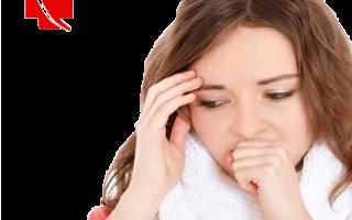 Болит голова при кашле: причины, симптомы и что делать