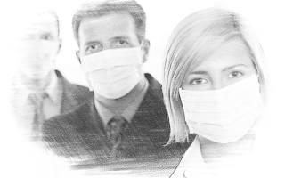 Противовирусный спрей в нос для детей