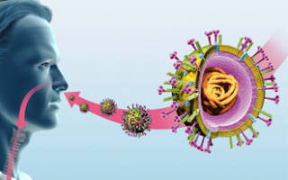 Понос и озноб при ОРВИ: насморк, кашель и диарея при простуде