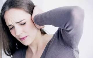 Боль в голове слева над ухом