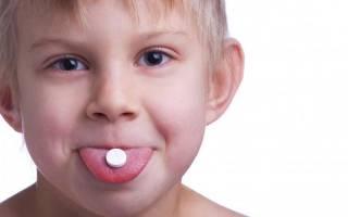 Кагоцел для профилактики как принимать детям