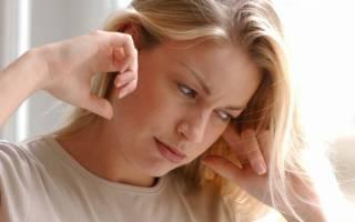 Давление в ушах: причины и симптомы, что делать
