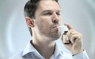 Спрей для горла – полный список, плюсы и минусы
