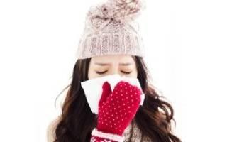 Симптомы простуды придатков у женщин — Простуда