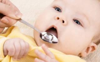 Ребёнку 9 месяцев болит горло чем лечить