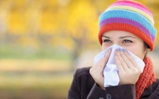 Как снять отек слизистой носа в домашних условиях