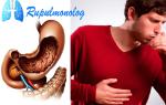 Кашель при повышенной кислотности желудка