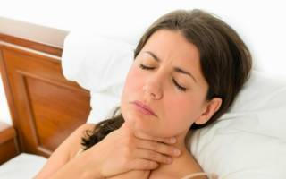 Как предотвратить боль в горле