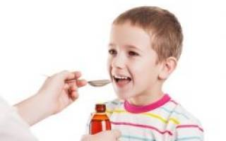 Изнуряющий сухой кашель у ребнка