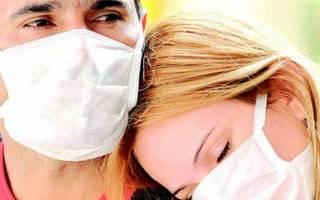 Способы передачи гриппа