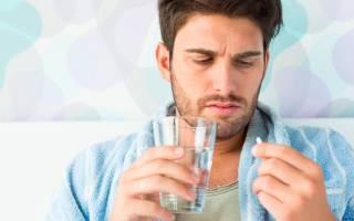 Антибиотики при сильном кашле у взрослых