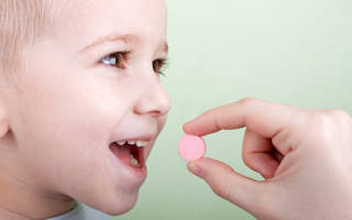 Антибиотики при бронхите у детей 2 года