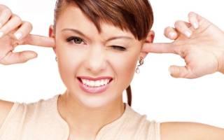 Дискомфорт в ушах причины