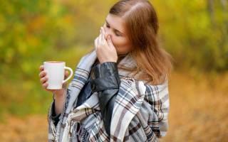 Почему не дышит нос причины