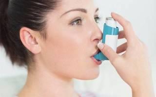 Как начинается астма: первые симптомы